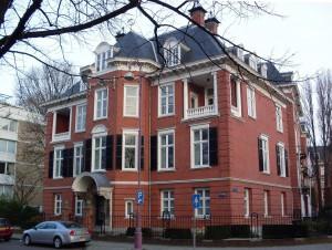 Kantoorpand Gazprom Museumplein Amsterdam