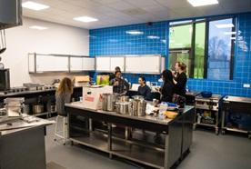 Werktuigbouwkundige installaties Rietveld college Purmerend