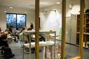 Werktuigbouwkundige installaties Rietveld college